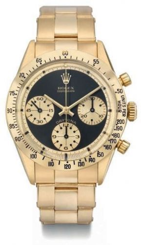 Image of Rolex Daytona 6239 Paul Newman 6239 Gold PN
