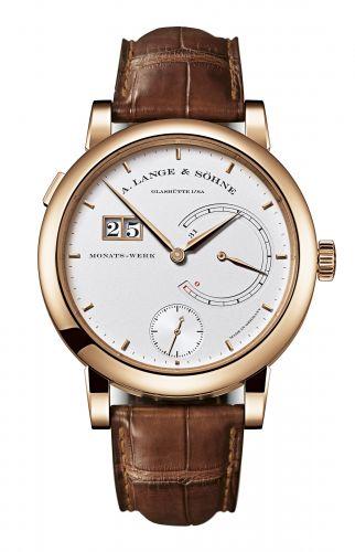 Image of A. Lange & Sohne Lange 31 Pink Gold 130.032