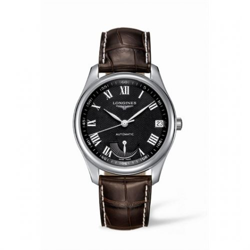 Image of Longines Master Collection Power Reserve L2.666.4.51.5