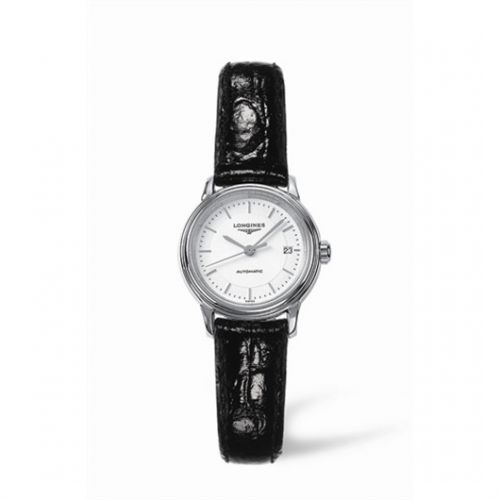 Image of Longines Presence 25.5 Automatic Stainless Steel Stick L4.221.4.18.2