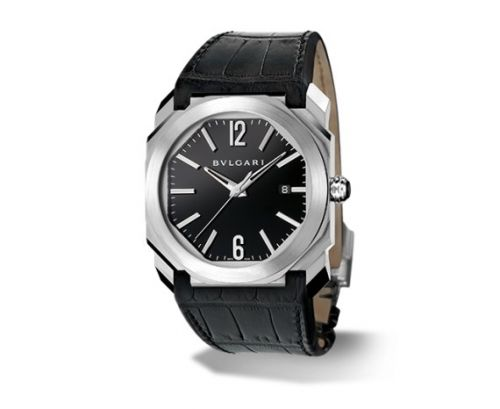 Image of Bulgari Octo Solotempo 41 Black 101964