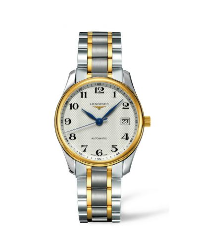 Image of Longines Master Collection Date 36 Two Tone L2.518.5.78.7