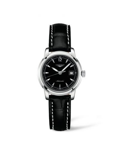 Image of Longines Saint-Imier Date 30 Stainless Steel L2.563.4.59.3