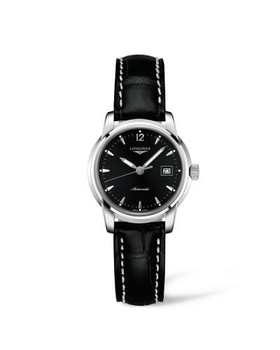 Image of Longines Saint-Imier Date 30 Stainless Steel L2.563.4.52.3