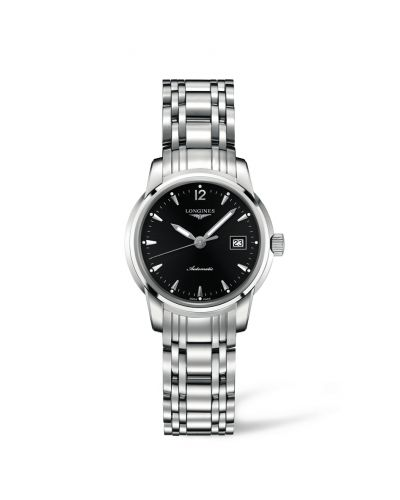 Image of Longines Saint-Imier Date 30 Stainless Steel L2.563.4.52.6