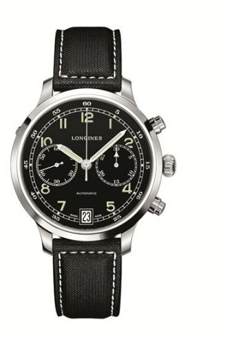 Image of Longines Military 1938 Chronograph L2.790.4.53.0