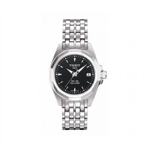 Image of Tissot PRC 100 Quartz Black T0080101105100