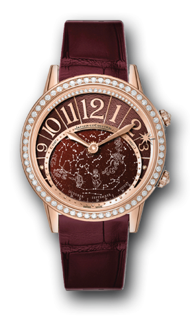 Image of Jaeger-LeCoultre Rendez-Vous Celestial Pink Gold 3482560