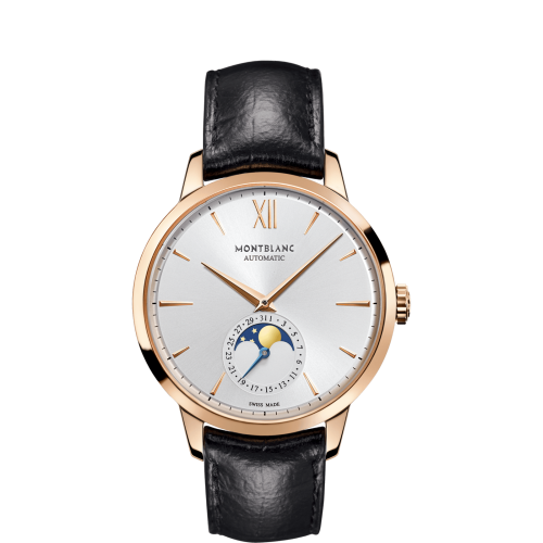Image of Montblanc Heritage Spirit Moonphase 39mm Red Gold 111185