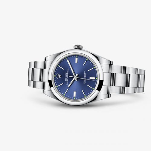 Image of Rolex Oyster Perpetual 39 Blue 114300-0003