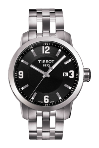 Image of Tissot PRC 200 Quartz Black T0554101105700
