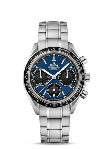 Image of Omega Speedmaster Racing Co-Axial Chronograph Blue / Bracelet 326.30.40.50.03.001