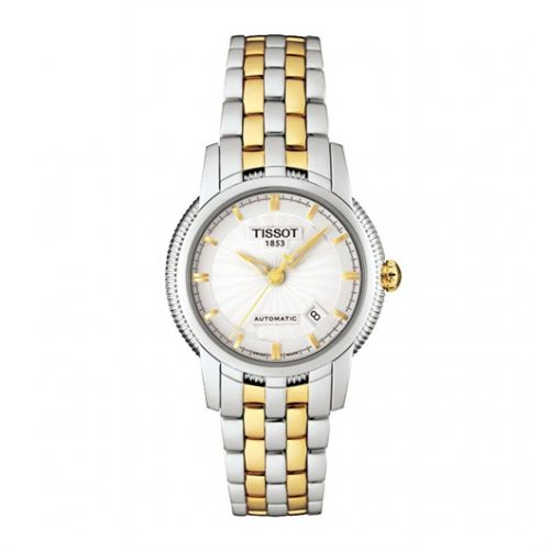 Image of Tissot Ballade III Ladies Two Tone T97218331