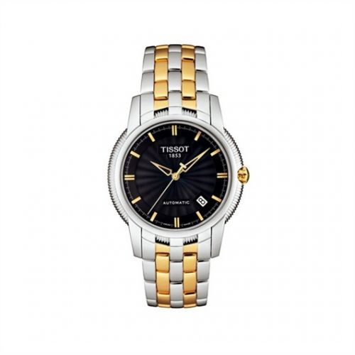 Image of Tissot Ballade III Automatic Two Tone T97248351