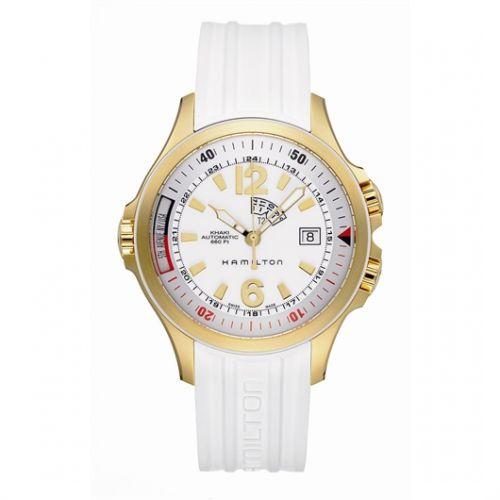 Image of Hamilton Khaki Navy GMT H77535825
