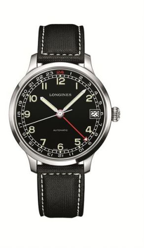 Image of Longines Military 1938 24H L2.789.4.53.0
