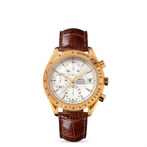 Image of Omega Speedmaster Date Yellow Gold 323.53.40.40.02.001