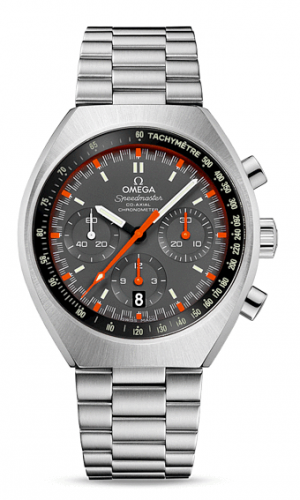Image of Omega Speedmaster Mark II Co-Axial Chronograph Racing 327.10.43.50.06.001