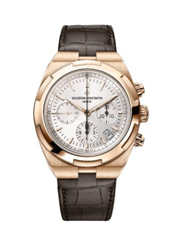Image of Vacheron Constantin Overseas Chronograph Pink Gold 5500V/000R-B074