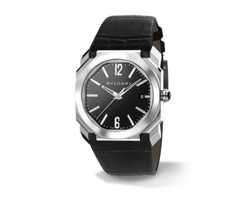 Image of Bulgari Octo Solotempo 38 Black 102121