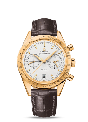 Image of Omega Speedmaster 57 Co-Axial Yellow Gold 331.53.42.510.20.01