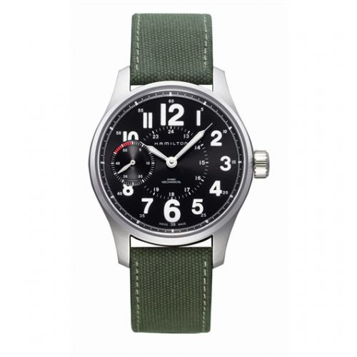 Image of Hamilton Khaki Field Mechanical Officer H69619333