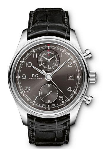 Image of IWC Portuguese Chronograph Classic Ardoise IW3904-04