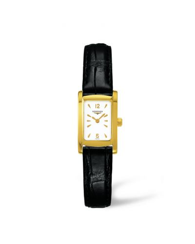 Image of Longines DolceVita 16 Quartz Gold L5.158.6.16.0