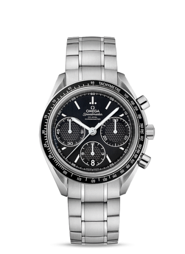 Image of Omega Speedmaster Racing Co-Axial Chronograph Black / Bracelet 326.30.40.50.01.001