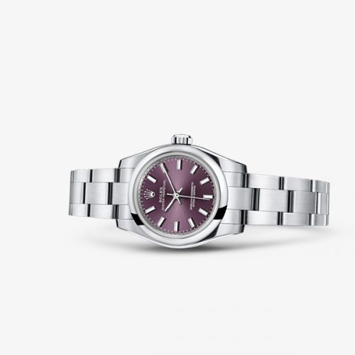 Image of Rolex Oyster Perpetual 26 Red Grape 176200-0016