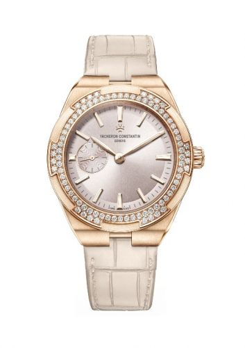Image of Vacheron Constantin Overseas Small Pink Gold 2305V/000R-B077: