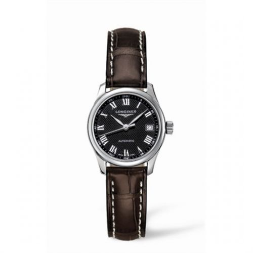Image of Longines Master Collection Date 25.5 Stainless Steel L2.128.4.51.3