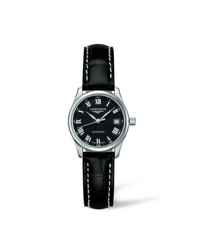 Image of Longines Master Collection Date 25.5 Stainless Steel L2.128.4.51.7