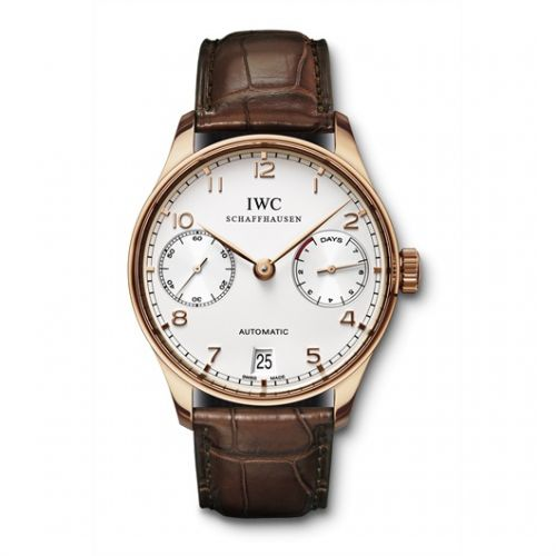 Image of IWC Portuguese Automatic Red Gold IW5001-13