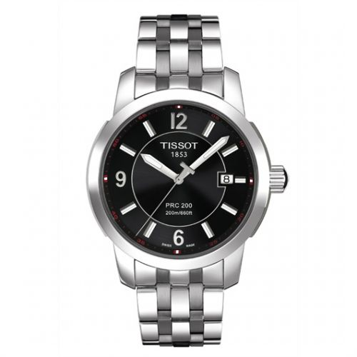 Image of Tissot PRC 200 Quartz Black T0144101105700