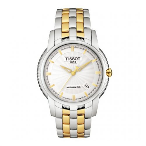 Image of Tissot Ballade III Automatic Two Tone T97248331
