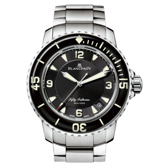 Image of Blancpain Fifty Fathoms Automatique 5015-1130-71