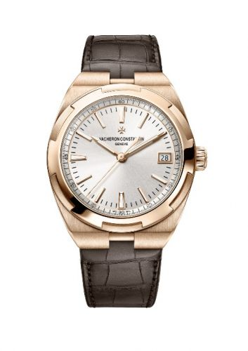 Image of Vacheron Constantin Overseas Date Pink Gold 4500V/000R-B127