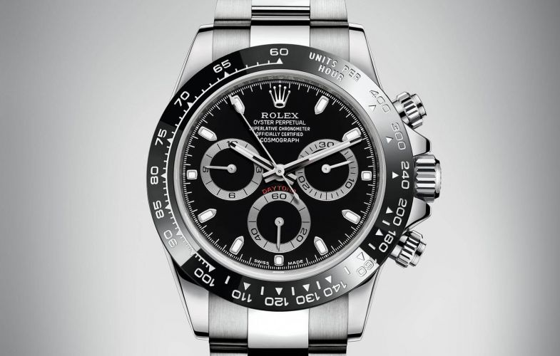 Image of Rolex Daytona Steel Ceramic Black 116500ln-0002