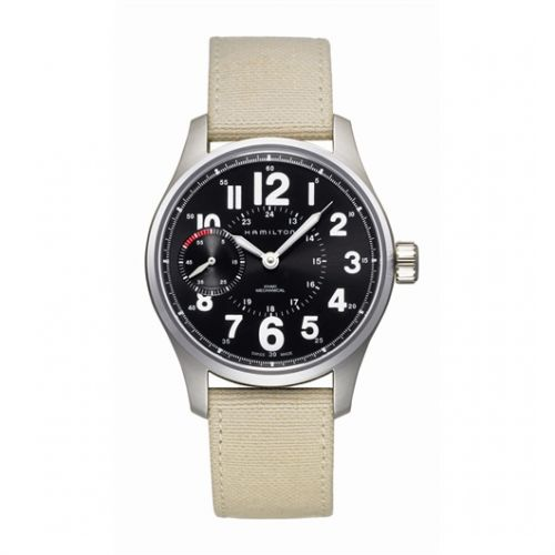 Image of Hamilton Khaki Field Mechanical Officer H69619933
