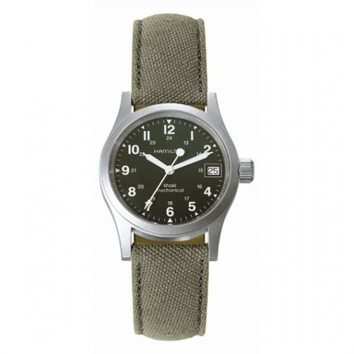 Image of Hamilton Khaki Field Mechanical 33 H69319363
