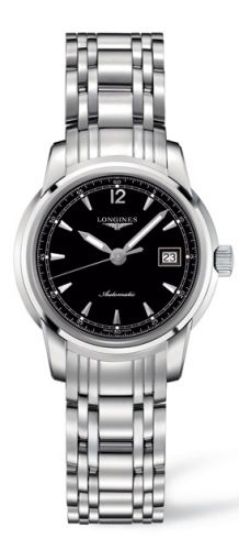 Image of Longines Saint-Imier Date 30 Stainless Steel L2.563.4.59.6