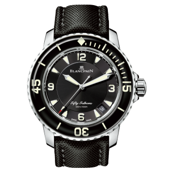 Image of Blancpain Fifty Fathoms Automatique 5015-1130-52