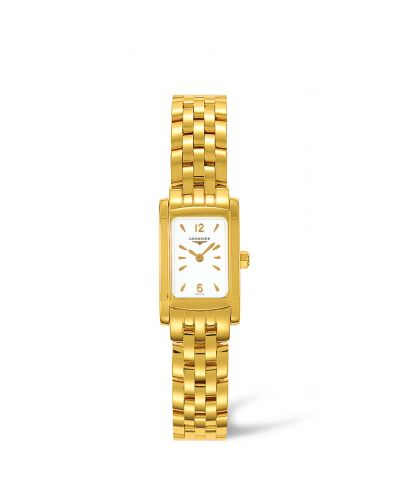 Image of Longines DolceVita 16 Quartz Gold L5.158.6.16.6